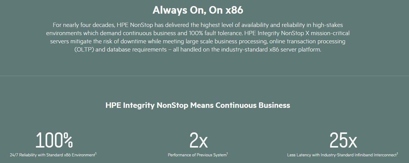 HPE Integrity NonStop X – The Standardization Continues! - XYPRO