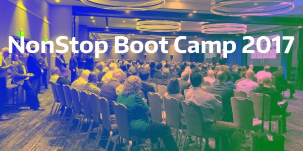 HPE NonStop Boot Camp 2017 – A Bright Future Ahead