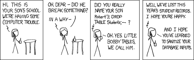 Database Exploite