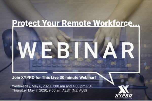 Webinar Replay: Protect Your Remote Workforce with Multi-factor Authentication