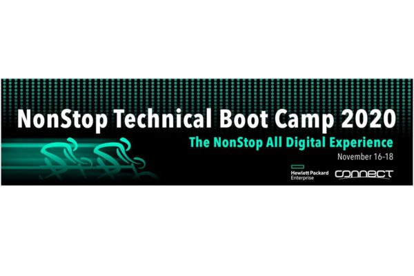 Connect NonStop Technical Boot Camp 2020
