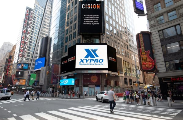 XYPRO Expands Collaboration with Hewlett Packard Enterprise to Offer Full Suite of Security Solutions on HPE NonStop Systems