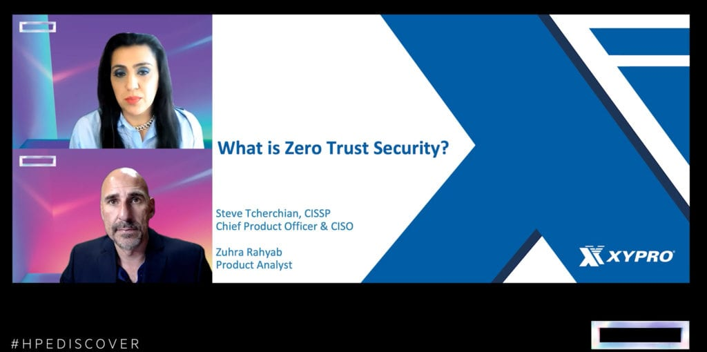 """Traditional security relies on a """"trust but verify"""" model. Authenticated users are trusted within the enterprise network. This leaves the network vulnerable to malicious activity. Zero trust is a """"never trust, always verify"""" model. Steve Tcherchian, CPO at XYPRO, explains what zero trust is and how it can reduce your vulnerability footprint."""