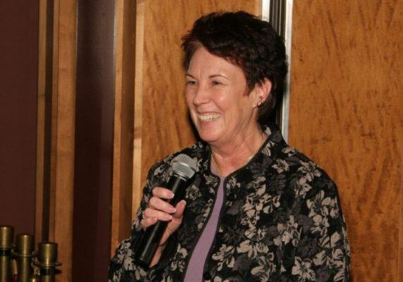 Tribute to Sheila Johnson Blommendahl